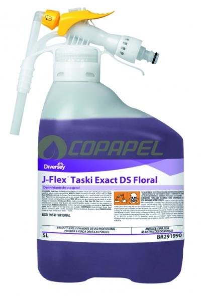 J-FLEX EXACT DS FLORAL DESINFETANTE