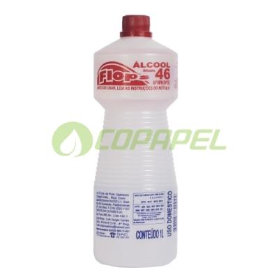 ÁLCOOL LÍQUIDO 46,2° 01 L