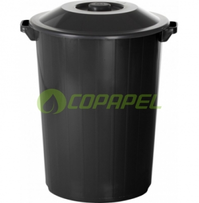 CESTO 35 L COM TAMPA RECICLE