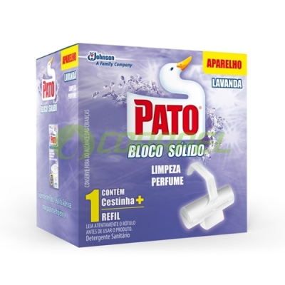 PATO PURIFIC LAVANDA APARELHO E 1REFIL 35G