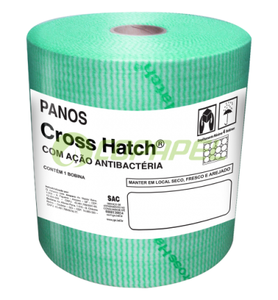 PANO LIMPEZA CROSS HATCH
