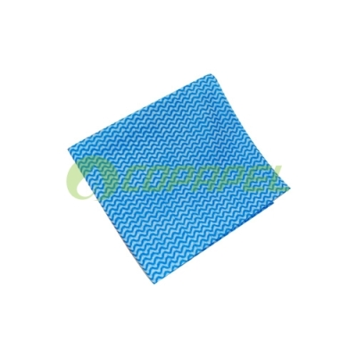 PANO LIMPEZA AZUL 30CM X 50CM PCT C/05 (Multiuso)