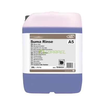 SUMA RINSE - SECANTE