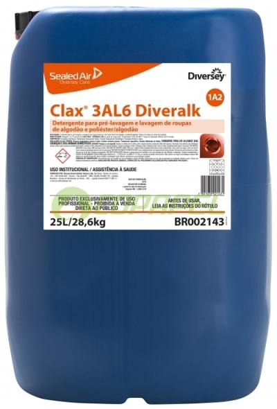 CLAX 3AL6 DIVERALK