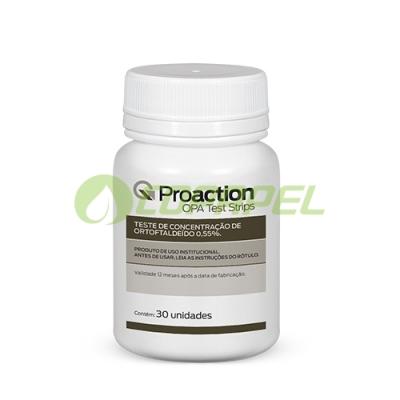 Proaction Peracetic Opa Test Strips
